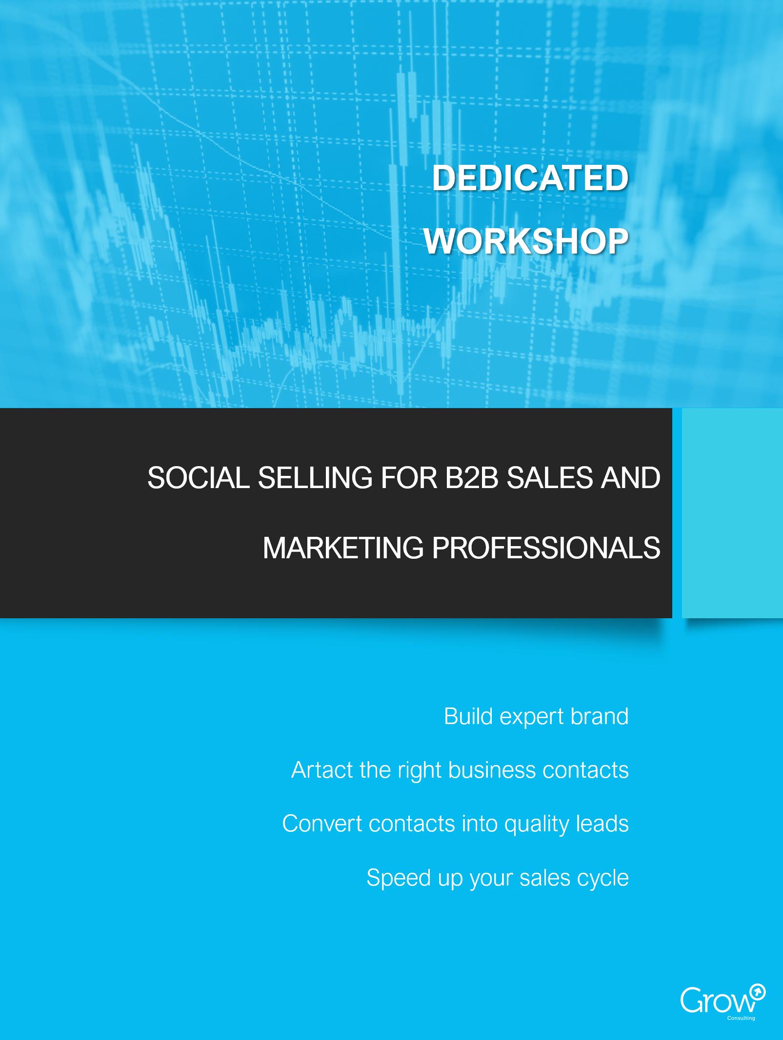 szkolenia en social selling