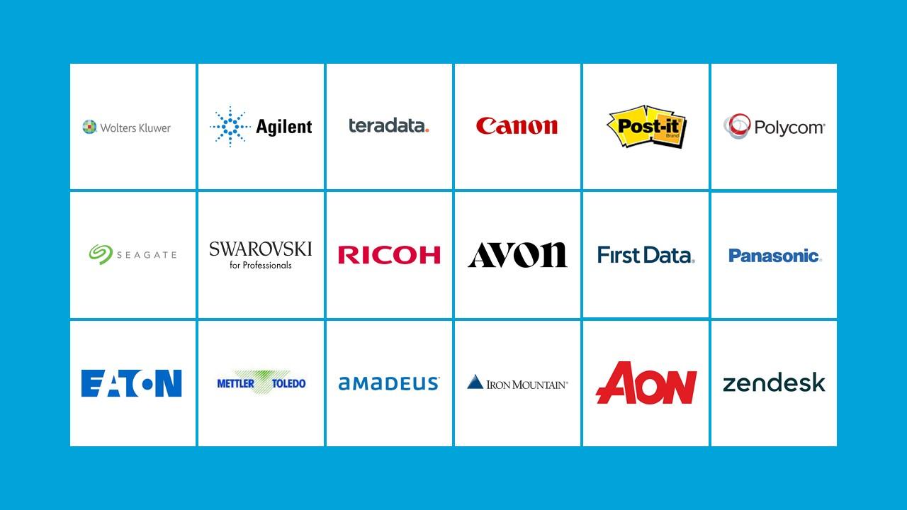 Firmy korzystające z Eloqua